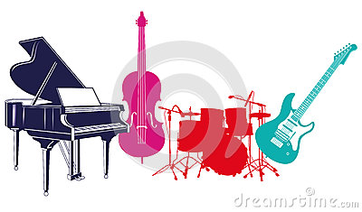 Musical band instruments