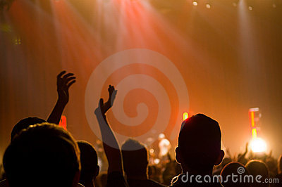 Musical Concert - Christian - clapping