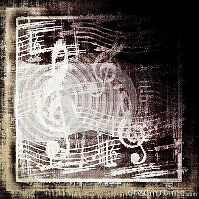 Free Musical Grunge Stock Photos - 4756863