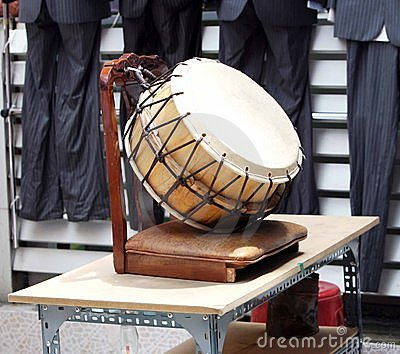 Musical instruments korean