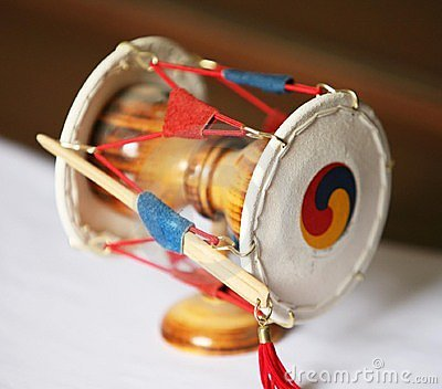 Musical instruments korean