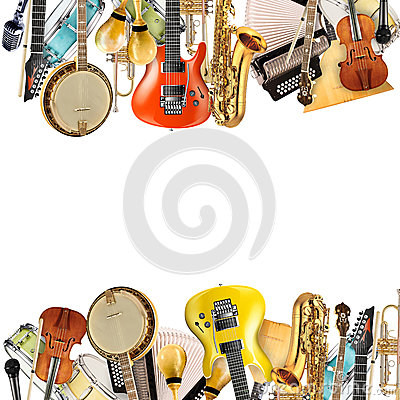 Free Musical Instruments, Orchestra Stock Photos - 38505243