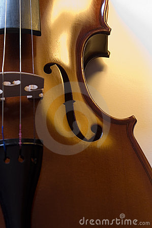 Musical instruments: violin close up (5 )