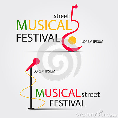 Musical Vector Illustration