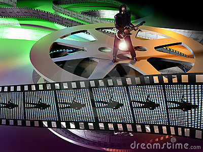 Musical movie
