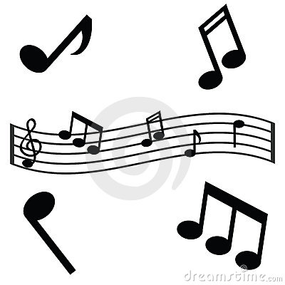 Free Musical Notes Stock Photography - 6407262