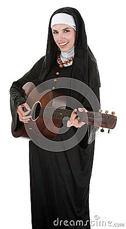 Musical Nun