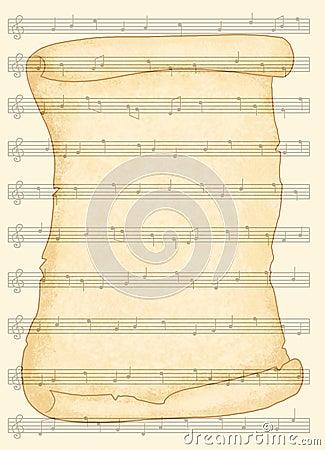 Musical sheet