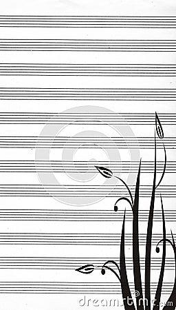 Free Musical Sheet Stock Photo - 2936890