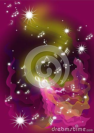 Musical sparkles