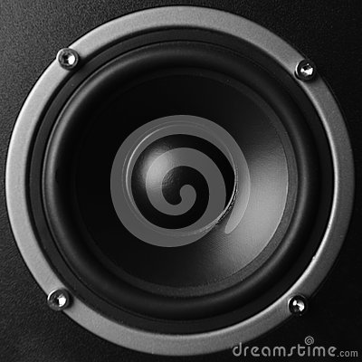 Free Musical Speaker Royalty Free Stock Photos - 38746778