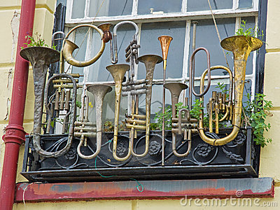 Musical Window Box