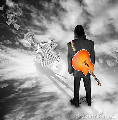 Musician Royalty Free Stock Images - Image: 9579849