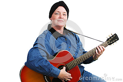 Musician and Cancer Survivor