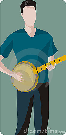 Musician illustration series