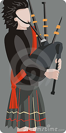 Musician illustration series