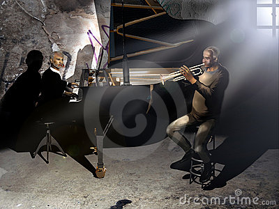 Musicisti anziani