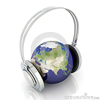 Musik av Asien