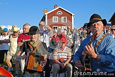Musik in Sweden Editorial Image