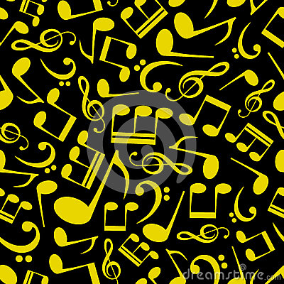Musikanmerkungsmuster eps10