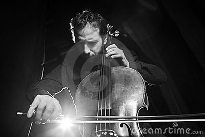 Musique de violoncelle