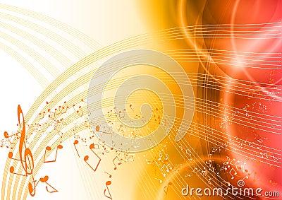 Musique rouge