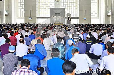 Muslim Editorial Image