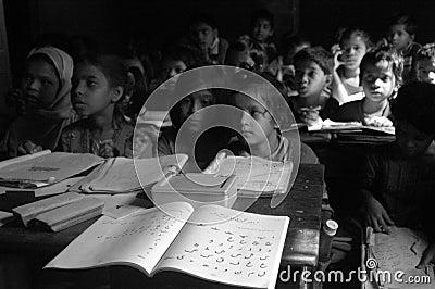 Muslim Education Editorial Stock Image