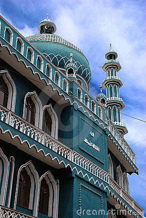 Muslims Mosque Stock Photo - Image: 19955540