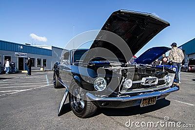 Stockton Car Show April