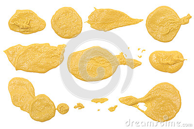 Mustard  Stain 1