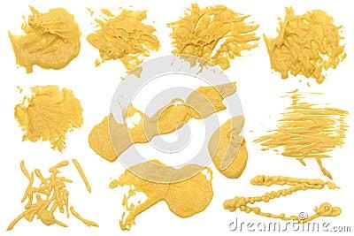 Mustard  Stain 2