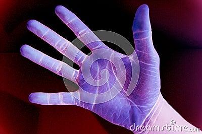 Mutant hand
