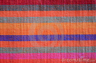 Muti Colored Fabric