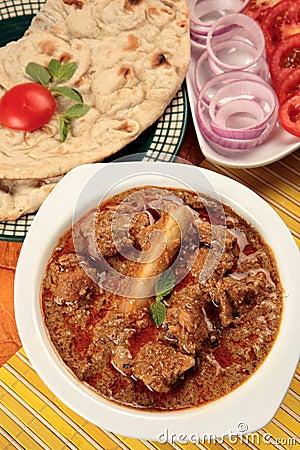 Free Mutton Masala Stock Image - 19017431