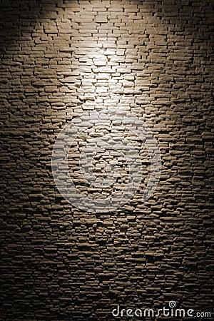 Muur van steen