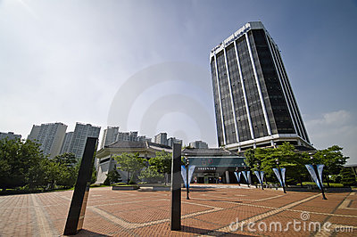 Muzealny olimpijski Seoul Zdjęcie Editorial