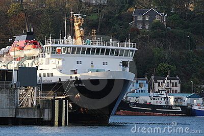 MV Isle of Mull Editorial Image