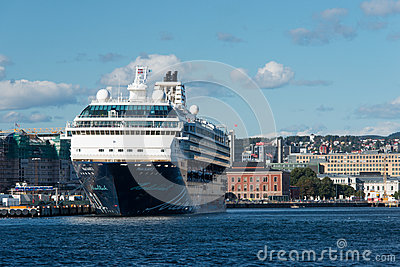 MV Mein Schiff 2 is a Century class cruise ship Editorial Image