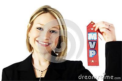 MVP Winner