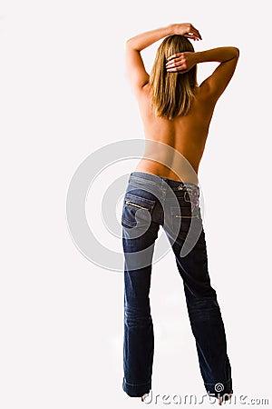 Free My Back Stock Photo - 1818080