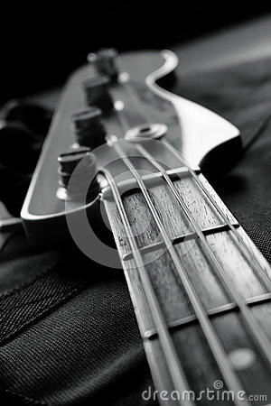 Free MY BASS & MY LIFE Royalty Free Stock Photography - 40776987