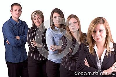 My Business Team