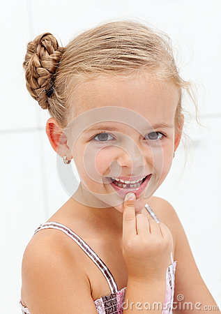 My First Encounter With The Tooth Fairy Stock Photo - Image: 26167110