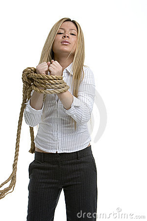 Free My Hands Are Tied Stock Photos - 533313