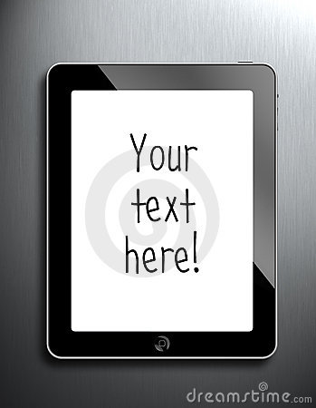 My iPad Editorial Photo