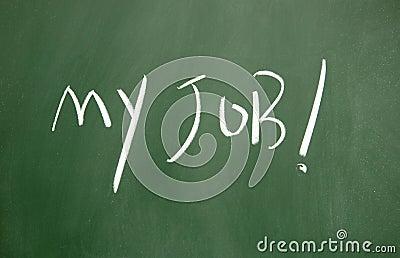 My job symbol