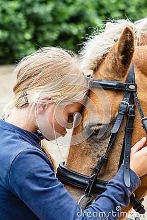 My lovely horse