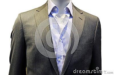 My new suit
