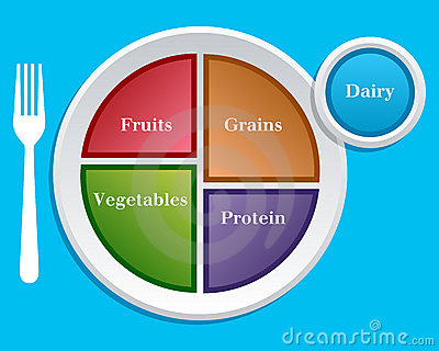 My Plate Diet Nutrition Guide